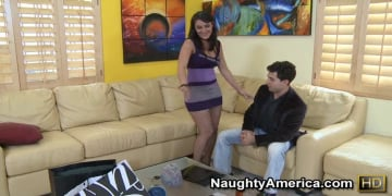 Charley Chase and Mikey Butders in My Dad's Hot Girlfriend