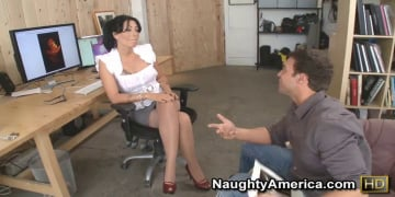 Zoey Holloway and Rocco Reed in My First Sex Teacher