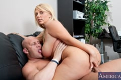 Karen Fisher and Christian in Naughty Office (Thumb 12)