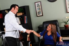 Penelope Piper and Billy Glide in Naughty Office (Thumb 01)