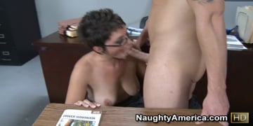 Charlie James and Jenner in My First Sex Teacher
