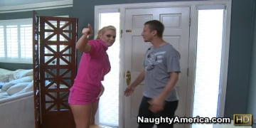Phoenix Marie and Mr. Pete in Naughty Athletics