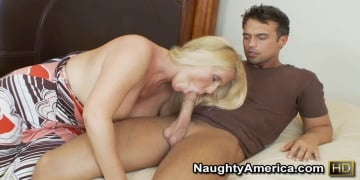 Karen Fisher and Rocco Reed in My Friends Hot Mom