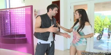 Yurizan Beltran and Charles Dera in Latin Adultery