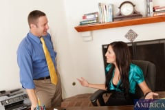 Kortney Kane and Jack Lawrence in Naughty Office (Thumb 02)