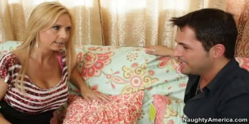 Brooke Tyler and Kris Slater in My Friends Hot Mom