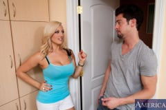 Dayna Vendetta and Seth Gamble in My Sisters Hot Friend (Thumb 03)