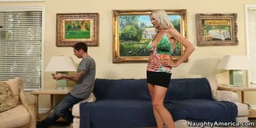 Emma Starr and Joey Brass in My Friends Hot Mom