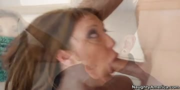 Amy Brooke and Danny Wylde in I Have a Wife