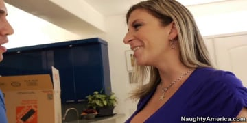 Sara Jay and Johnny Castle in My Friends Hot Mom