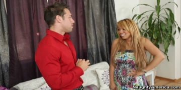 Baylee Lee and Johnny Castle in I Have a Wife