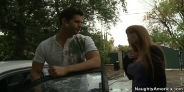 Darla Crane and Giovanni Francesco in My Friends Hot Mom