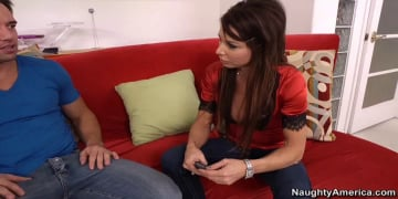 Jenla Moore and Johnny Castle in My Friends Hot Mom