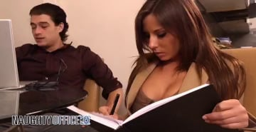 Madison Ivy and Xander Corvus in Naughty Office