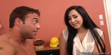 Valerie Kay and Rocco Reed in My Sisters Hot Friend