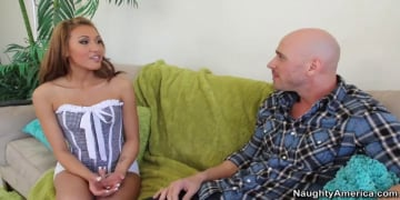 Jayden Lee and Johnny Sins in My Friend's Hot Girl