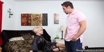 Ash Hollywood and Johnny Castle in My Dad's Hot Girlfriend