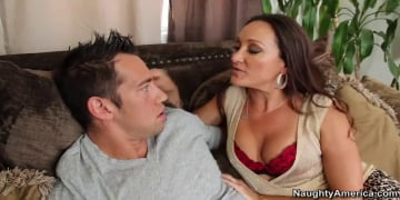 Michelle Lay and Johnny Castle in My Friends Hot Mom