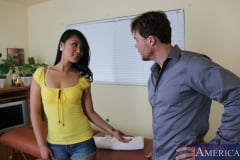 Evelyn Lin and Justin Magnum in My Naughty Massage (Thumb 01)
