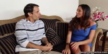 Ariella Ferrera and Alan Stafford in My Wife's Hot Friend
