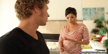 London Keyes and Michael Vegas in My Friend's Hot Girl