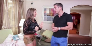 Rachel Roxxx and Mick Blue in My Wife's Hot Friend