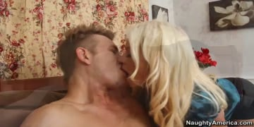 Nikita Von James and Bill Bailey in My Friends Hot Mom