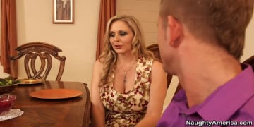 Julia Ann and Bill Bailey in My Dad's Hot Girlfriend