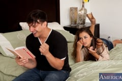 Allie Haze and Anthony Rosano in My Wife's Hot Friend (Thumb 03)