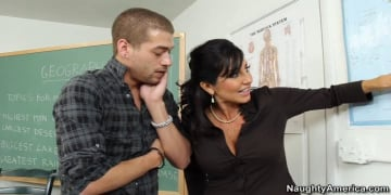 Tara Holiday and Xander Corvus in My First Sex Teacher
