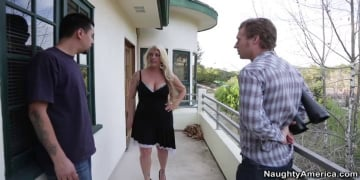 Joclyn Stone and Michael Vegas in My Friends Hot Mom