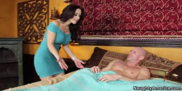Jayden Jaymes and Johnny Sins in My Wife's Hot Friend