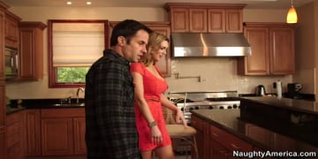 Tanya Tate and Alan Stafford in Seduced by a cougar
