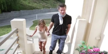 Presley Hart, Mick Blue and Micah Andrews in I Have a Wife