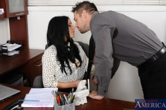 Audrey Bitoni and Johnny Castle in Naughty Office (Thumb 12)