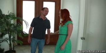 Dani Jensen and Sonny Hicks in My Friend's Hot Girl