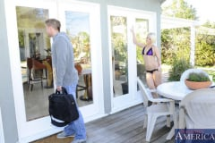 Ash Hollywood and Bill Bailey in Neighbor Affair (Thumb 01)