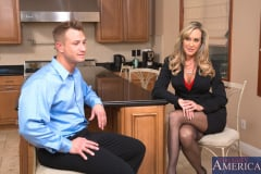 Brandi Love and Bill Bailey in Seduced by a cougar (Thumb 01)