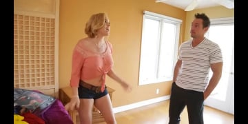 Krissy Lynn and Johnny Castle in I Have a Wife