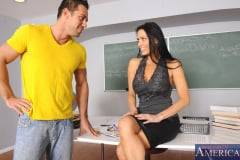 Vanilla DeVille and Johnny Castle in My First Sex Teacher (Thumb 02)