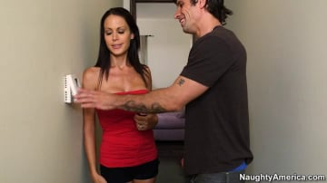 McKenzie Lee and Alan Stafford in My Friends Hot Mom
