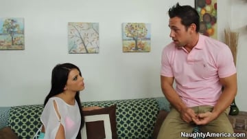 Adriana Chechik and Johnny Castle in My Sisters Hot Friend