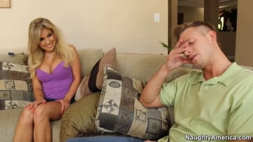 Aubrey Addams and Bill Bailey in My Sisters Hot Friend