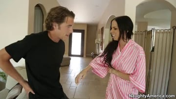 Brandy Aniston and Chris Johnson in My Naughty Massage