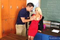 Helly Hellfire and Johnny Castle in My First Sex Teacher (Thumb 03)