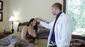 Missy Martinez and Bill Bailey in Latin Adultery