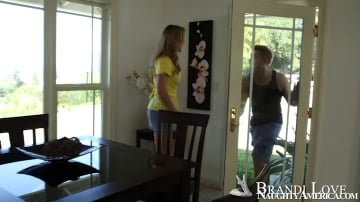 Brandi Love and Bill Bailey in My Friends Hot Mom