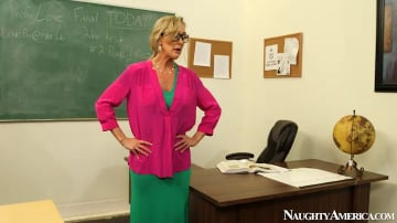 Brandi Love and Xander Corvus in My First Sex Teacher