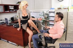 Puma Swede and Johnny Castle in Naughty Office (Thumb 02)