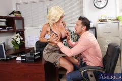 Puma Swede and Johnny Castle in Naughty Office (Thumb 13)